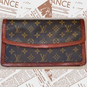 Louis Vuitton Monogram Vintage Womens Wallet Purse
